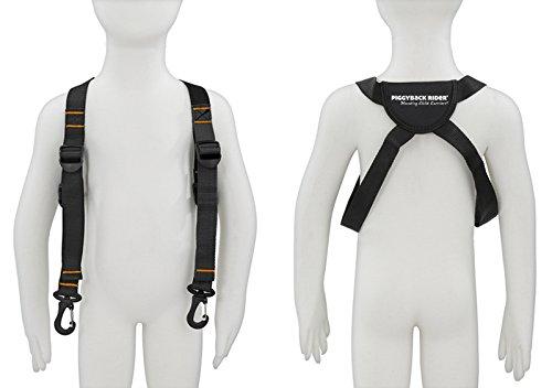 Piggyback Rider Harness System