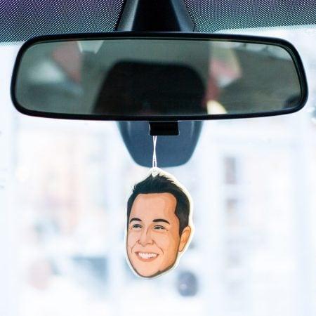 Elon's Musk Air Freshener