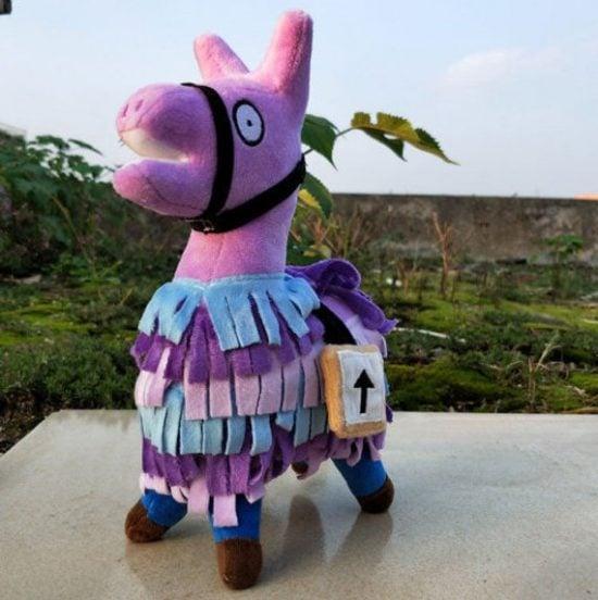Fortnite Llama Plush