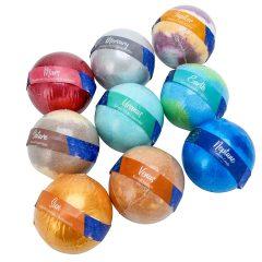 Galaxy Bath Bombs