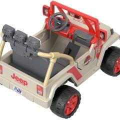 Jurassic Park Kids Power Wheels Jeep