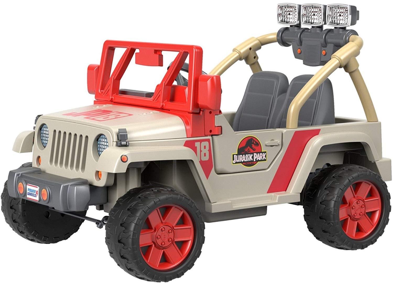 Jeep Power Wheels