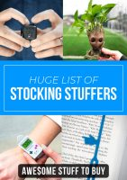 Best Stocking Stuffers // Awesome Stuff to Buy