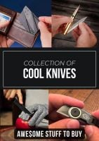 Cool Knives // Awesome Stuff to Buy