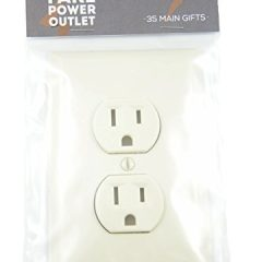 Fake Stick-On Power Outlet