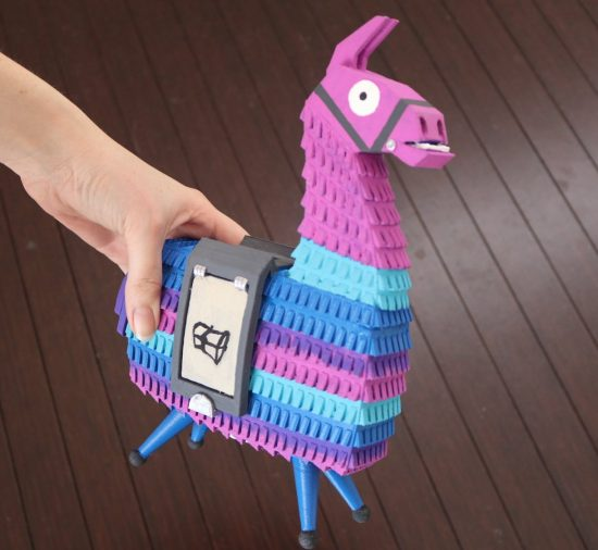 Fortnite Llama Coin Bank