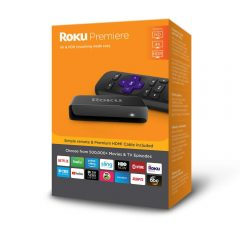 Roku Premiere 4k Streaming Player
