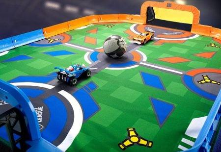 Hot Wheels Rocket League Playset