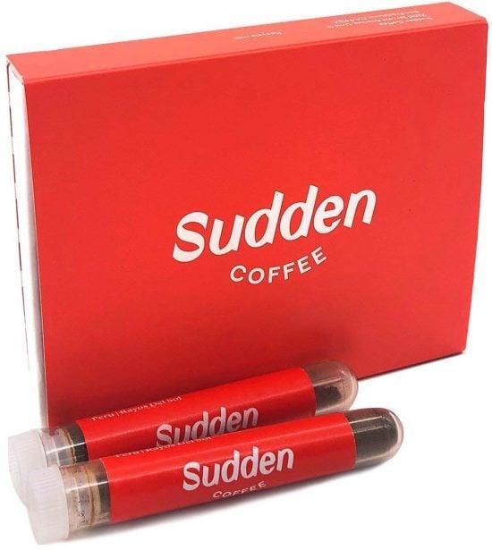 Instant Coffee Capsules