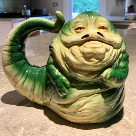 Jabba The Hutt Coffee Mug