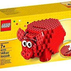 Lego Piggy Bank