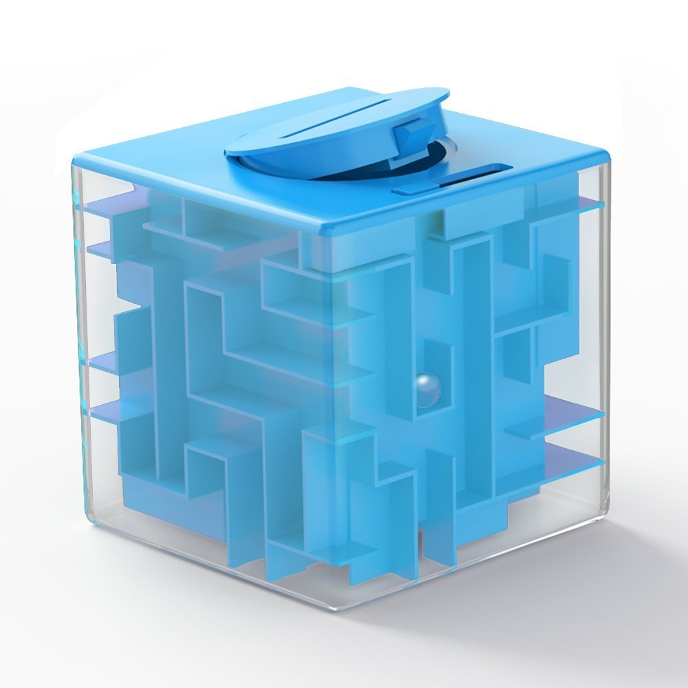 Money Maze Piggy Bank