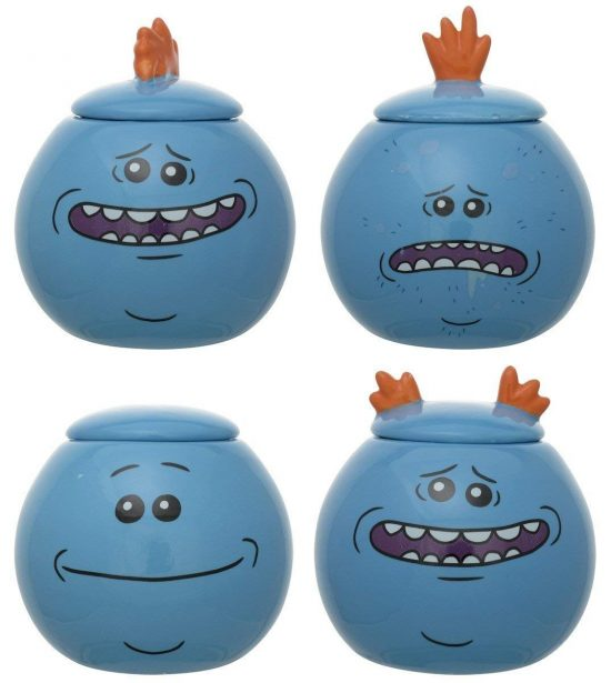 Mr. Meeseeks Jar Set