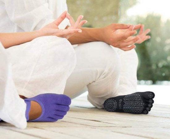 Non-Slip Yoga Socks