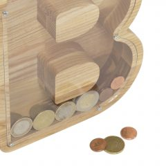 Peronalized Initial Piggy Bank