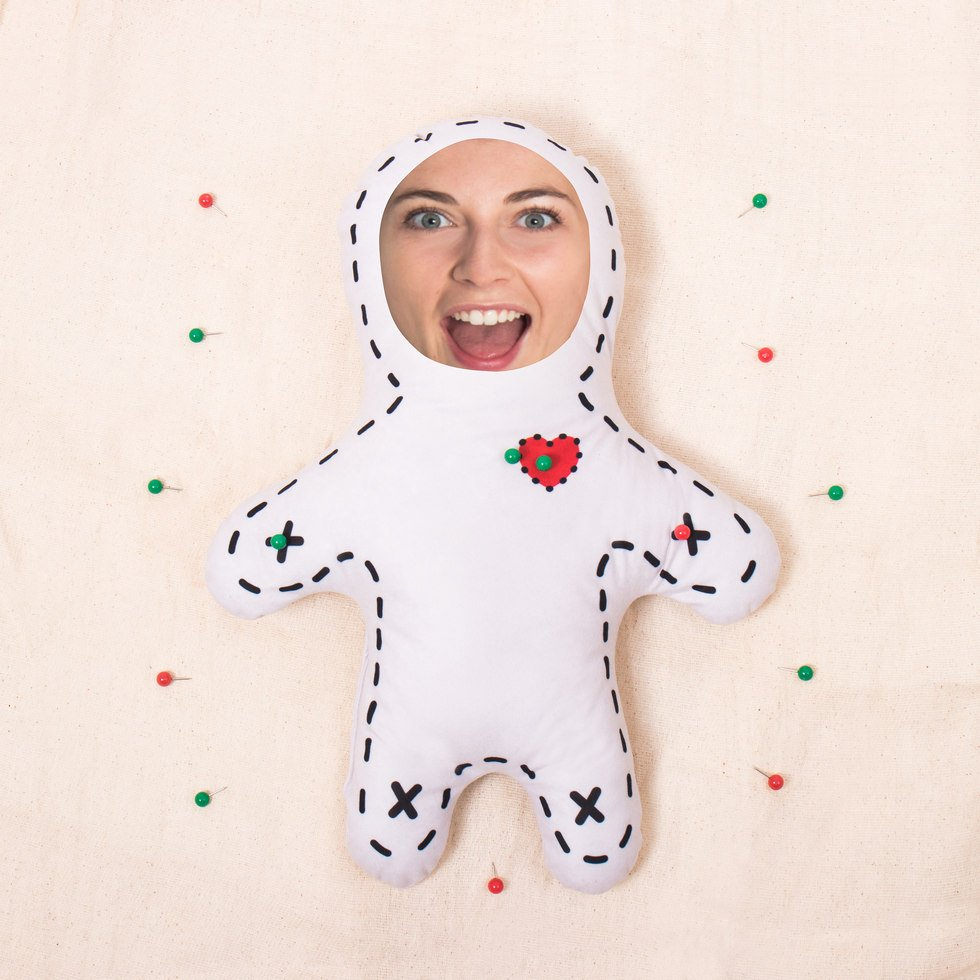 Personalized Voodoo Doll