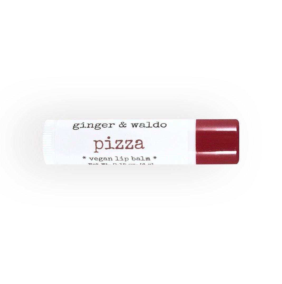 Pizza Lip Balm