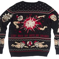 Rick and Morty Ugly Sweater