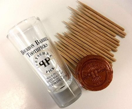 Bourbon Barrel Toothpicks