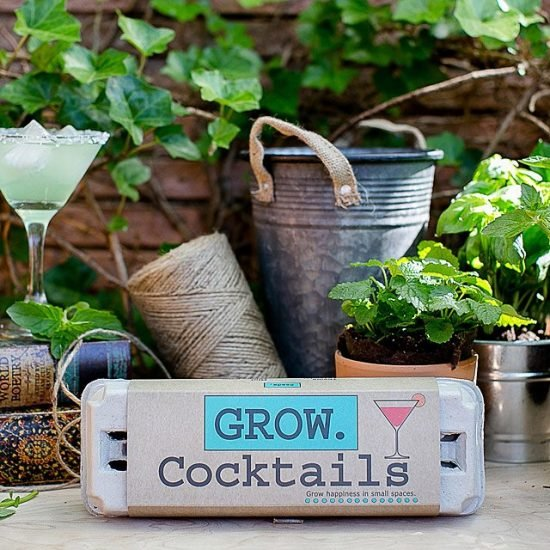 Cocktail Grow Kit
