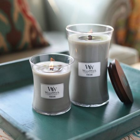 Crackling Woodwick Candle