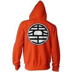 Goku Uniform Hoodie