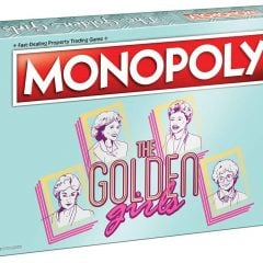Golden Girls Monopoly