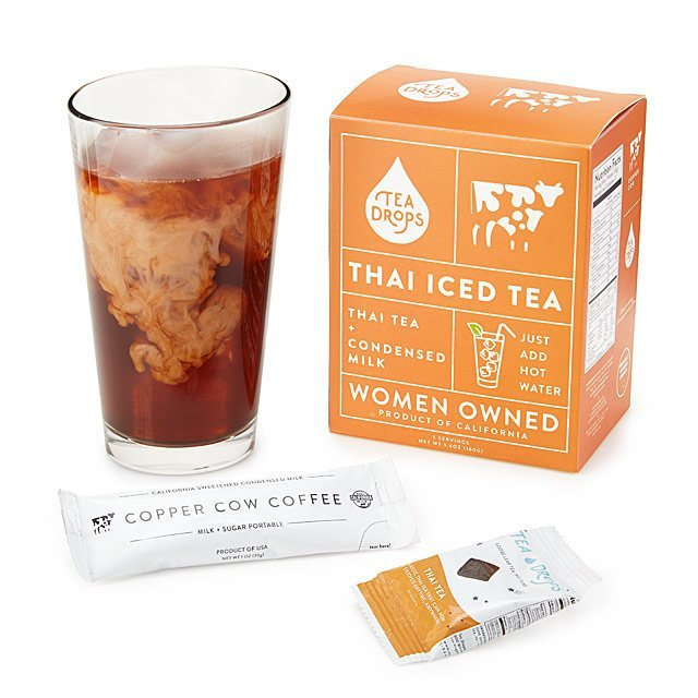 Homemade Thai Iced Tea Kit