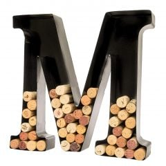 Monogram Cork Holder
