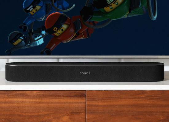 Sonos Beam with Alexa