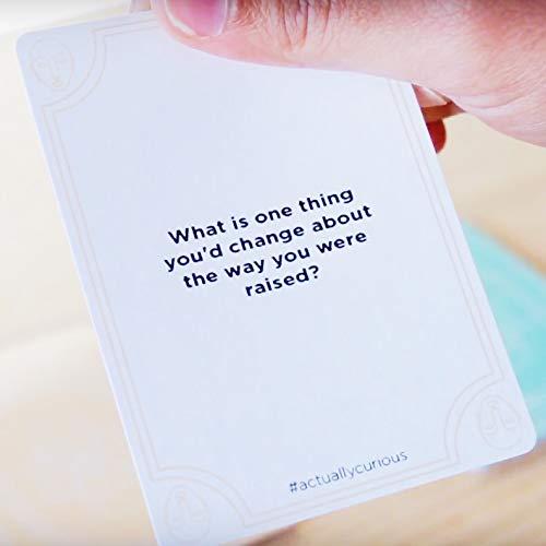 Actually Curious the Card Game