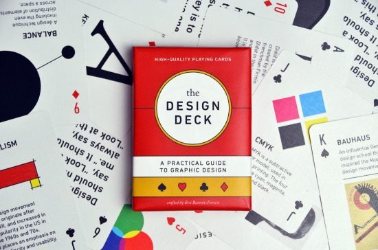 Design Themed Playing Cards