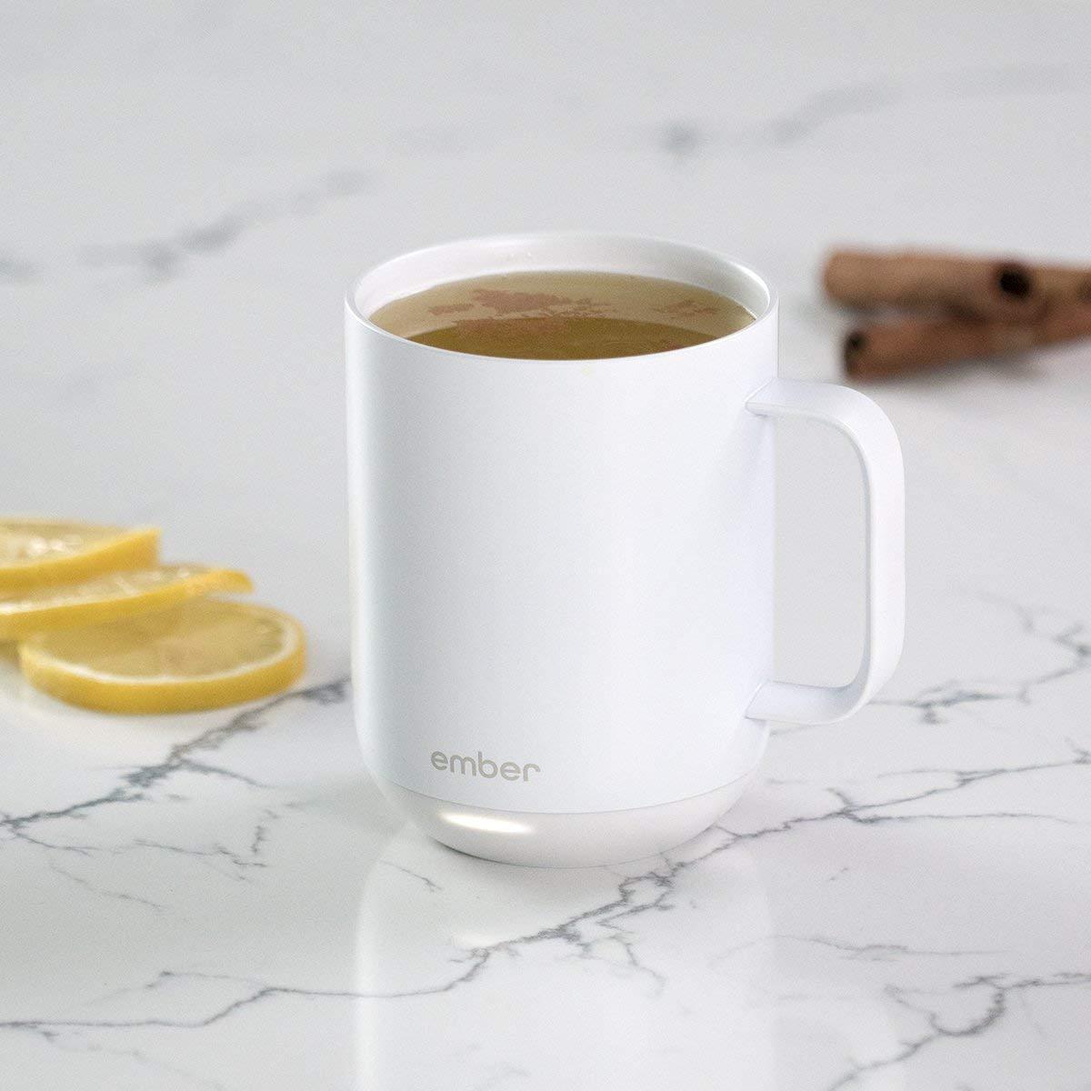 Ember: Temperature Control Ceramic Mug