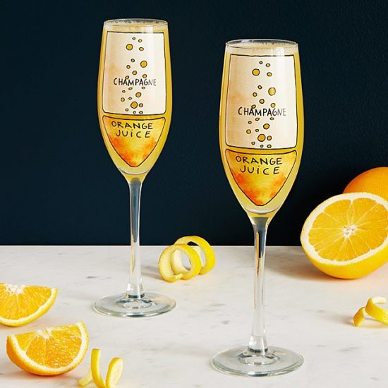 Mimosa Glasses
