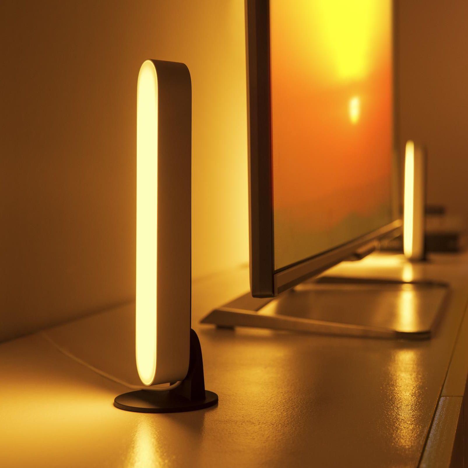 Philips Hue Badezimmer Spiegel: Philips Hue Lightbar