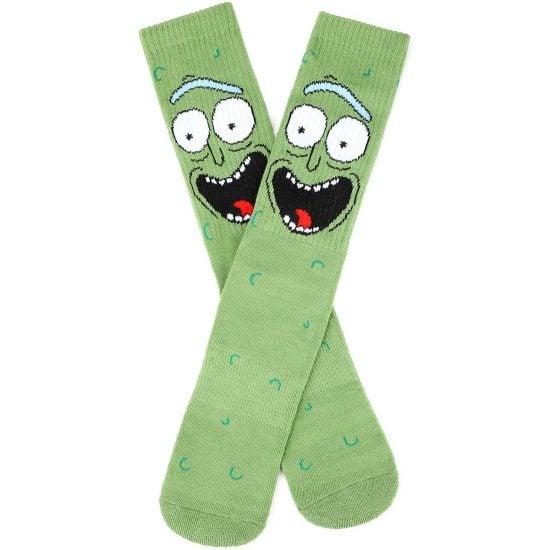 Pickle Rick Socks