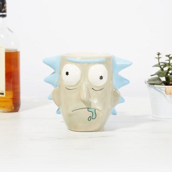 Rick Sanchez 3D Mug