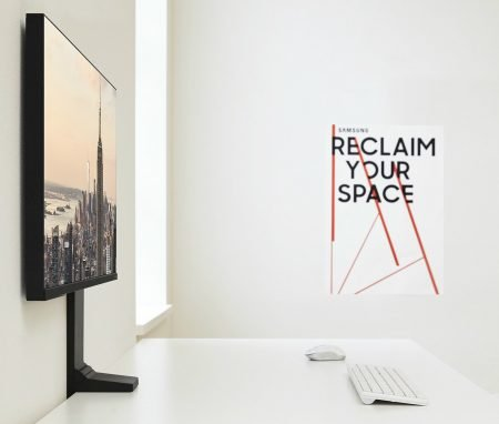 Samsung Space Saving Computer Monitor
