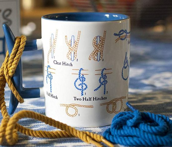 How to Tie Knots Coffee Mug