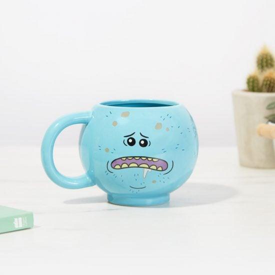 Mr Meeseeks 3D Mug