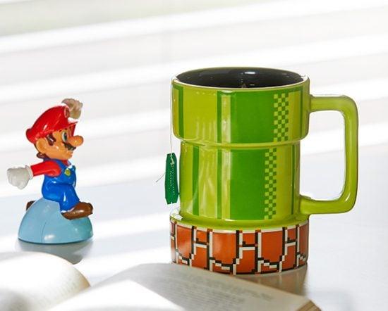 Super Mario Pipe Mug