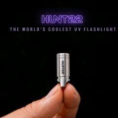UNT22 Tiny UV Flashlight