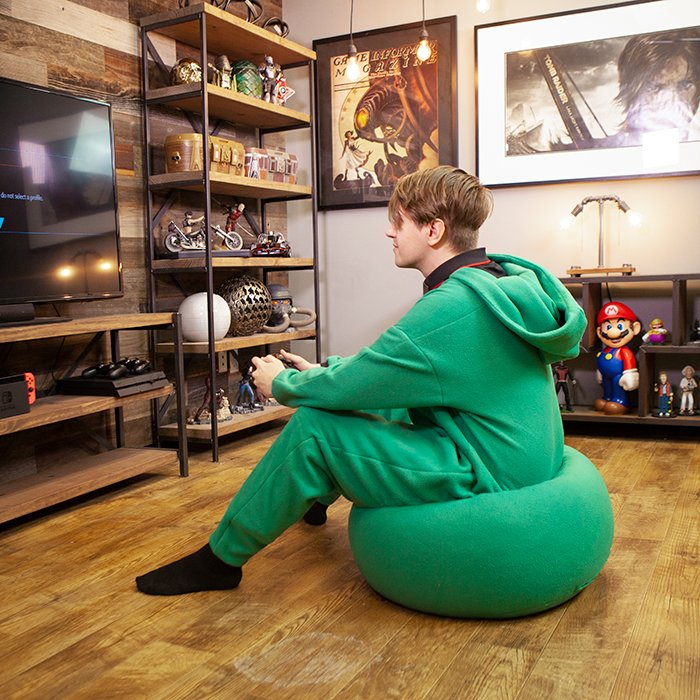 Bean Bag Onesie