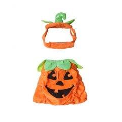Cat Pumpkin Hat