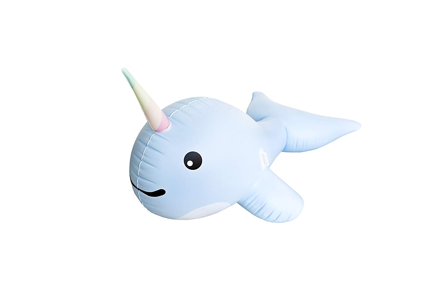Giant Narwhal Pool Float