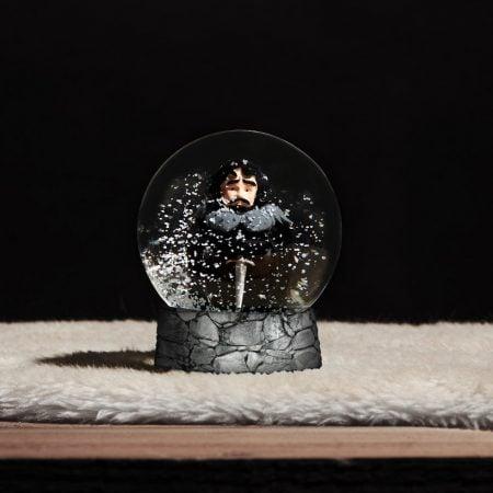 Jon Snow Globe