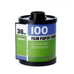 Camera Roll Tissue Dispenser Box