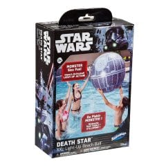 Death Star Light Up Beach Ball