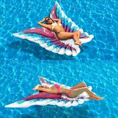 Giant Angel Wings Pool Float