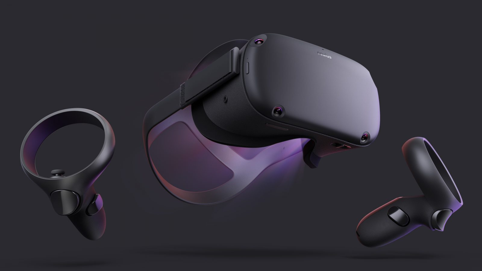 Oculus Quest: All-in-one VR